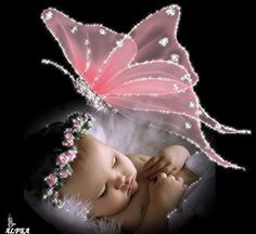 Butterfly dreams baby A collection of CLICK ON THE PICTURE (gif) AN WATCH IT COME TO LIFE. ...♡♥♡♥Love it