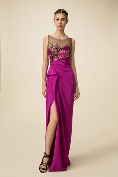 Marchesa Notte, Look #19
