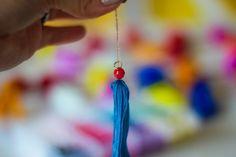 DIY Tassel Necklaces