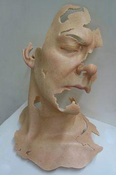 As esculturas incrivelmente hiper-realistas de Jamie Salmon 19