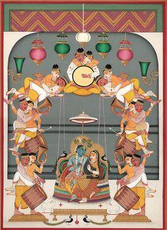 Jhoolana Yatra, by Kailash Raj
