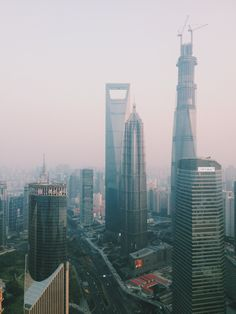 Shanghai, China / photo by switch-twitch