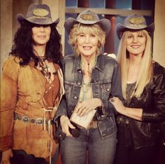 Cher, Mom and her sister | Yee Haw ... it's Cher and her family
