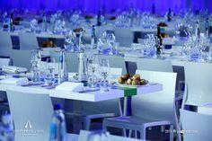 Technologie #congres Passenger Terminal Amsterdam – Stoelen Nancy en Ibiza tafels