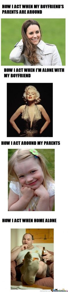 Hahaha not really....but funny. :)