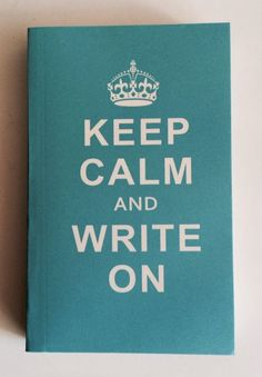 KEEP CALM AND WRITE ON DEFTER