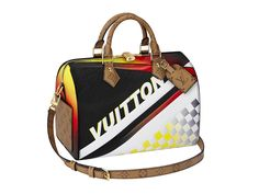 Louis Vuitton Cruise 2017 'Race' Speedy30 Bandouliere – BAGAHOLICBOY