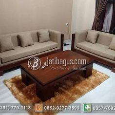 Toko Mebel Jepara Online 1: 25 Model Kursi Tamu Minimalis Ini Bisa Membuat Ruang Tamu Lebih Elegan Decor, Furniture, Sectional Sofa, Sofa Design, Sofa, Home Decor, Wood Bed Frame, Home Decor Furniture, Wood Beds
