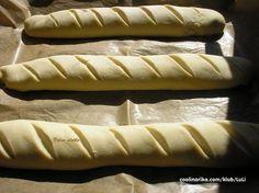 Rôzne Archives - Page 16 of 27 - Báječná vareška Cooking Bread, Bread Baking, Czech Desserts, Bread Recipes, Cooking Recipes, Good Food, Yummy Food, Czech Recipes, Recipe Mix