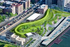 Parks in New York City increase property values in the area surrounding the park. That's why when there's a new park, real estate buyers should take note. Read more in New York Notice…