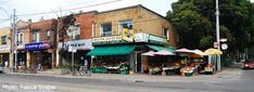 Toronto Visitor Tips Ontario, Toronto, Shops, Street View, Fruit, City, Tents, The Fruit, Retail