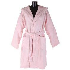 Sonia Rykiel Maison Black Rose Bathrobe ($160) ❤ liked on Polyvore featuring intimates, robes, hooded robe, floral print robe, floral robe, short robe and sonia rykiel