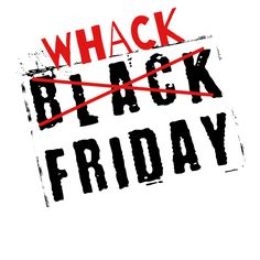 Will you be shopping this Black Friday? A new reason has me deciding to stay home instead of trying to save money.