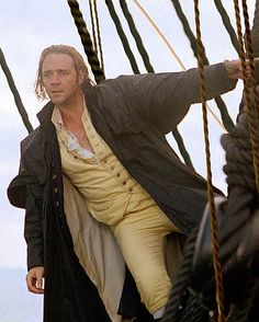 Russell Crowe in Master & Commander
