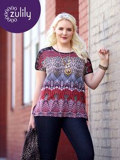 Sign Up and Discover zulily's curated selection of Plus-Size Apparel discounted up to 70% off! The perfect outfit for all shapes and sizes!