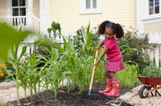 Encouraging Your Child to Garden: How to Inspire Kids to Love Gardening