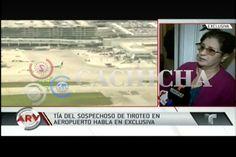 Entrevista Exclusiva A La Tía Del Sospechoso Del Tiroteo En El Aeropuerto De Fort Lauderdale