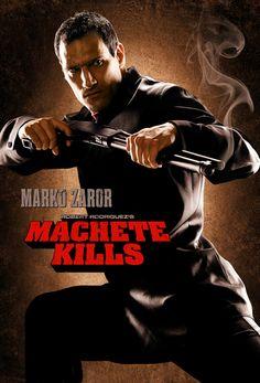 Marjo Zaror in Machete Kills
