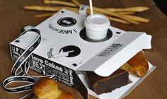 Un packaging original et pratique pour le petit dej'