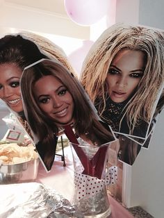 Beyonce party decorations