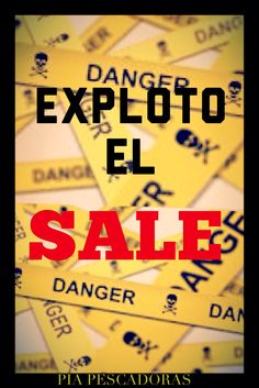 Exploto el SALE!!