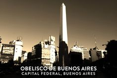 Buenos Aires, Argentina , Obelisco