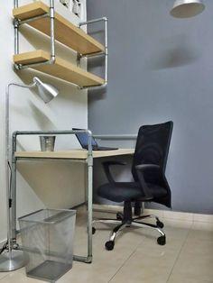 Pipe Table& Pipe Shelves - IKEA Hackers