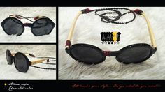 DiY Sunglasses #Snake collection - dasign by YOU... do it by https://m.facebook.com/ThirteenThings