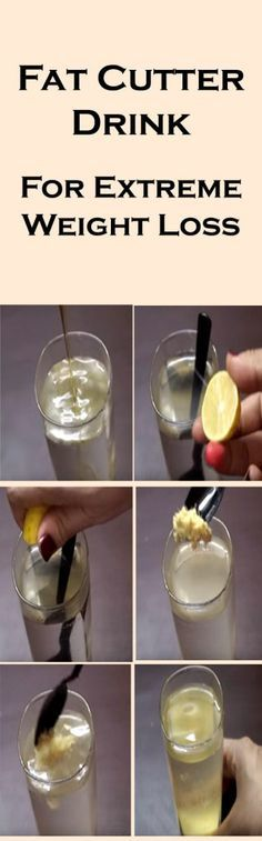 Fat Cutter Drink – For Extreme Weight Loss