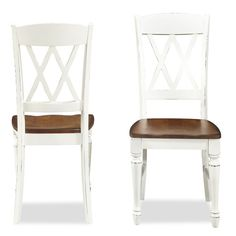 Found it at Wayfair - Monarch X-Back Side Chair