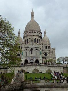 Sacre Couer Paris France