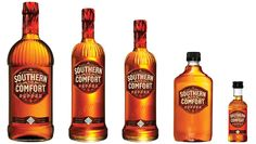 Love the new labels and fire packaging for Soco Fiery Pepper!