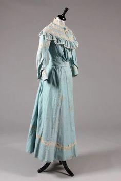1900s Fashion, Edwardian Fashion, Vintage Fashion, Women's Fashion, Vintage Style, 1900 Clothing, Historical Clothing, Clothing Ideas, Vintage Clothing