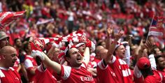 The survey results showed substantial funds needed to be able to watch Arsenal play in Europe.