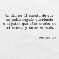 Uploaded by Avenida Find images and videos about text, phrases and frases en español on We Heart It - the app to get lost in what you love. True Quotes, Words Quotes, Sayings, Favorite Quotes, Best Quotes, Ex Amor, Frases Love, Jolie Phrase, Quotes En Espanol