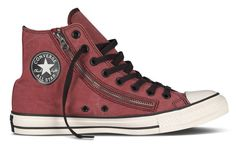 Converse Debuts a Fall Collection That's Ready to Rock: Chuck Taylor All Star sneakers