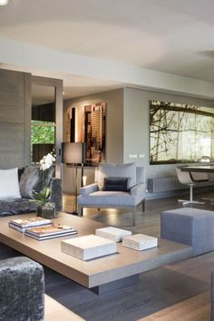 Beautiful Living Rooms and Offices