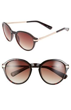 Vince Camuto 52mm Round Sunglasses | Nordstrom