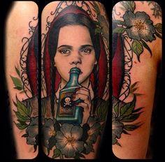 Cool tattoo www.tattoodefender.com #cooltattoo #tattoo #tatuaggio #tattooart #tattooartist #tatuaggi #tattooidea #ink #inked