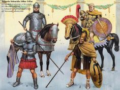 Seleucid Warriors, 168-145 B.C.