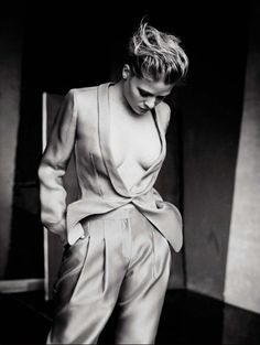 MELANIE THIERRY BY PAOLO ROVERSI FOR VOGUE ITALIA APRIL 2013 | The Fashionography