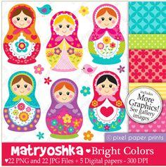 matryoshka digital kit