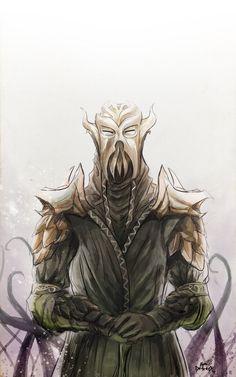 tukilit,Мирак,TES Персонажи,The Elder Scrolls,фэндомы,TES art,Skyrim