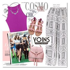"""""""YOINS.com"""" by vict0ria ❤ liked on Polyvore featuring Chloé, yoins, yoinscollection and loveyoins"""