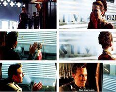 "Pearl Harbor. ""She loves me"""