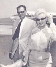 20/07/1960 Arriving at Reno, Nevada.
