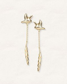 Pursuing Peace Earrings – Saught