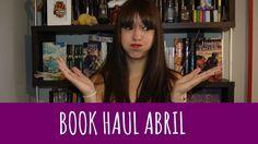 BOOK HAUL ABRIL