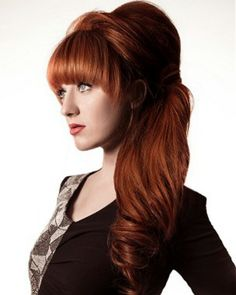 Two Ponytail Hairstyles Two Ponytail Hairstyles For Long Hair  Hairstyles Ideas For Me