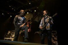 Avenged Sevenfold Santiago, Chile | Live Review Rock 2014 | Rockaxis